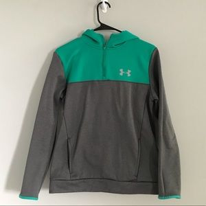 Under Armour Boys XL Storm Hooded Pullover
